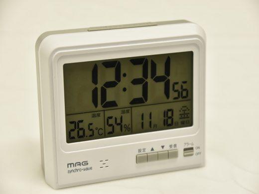 置き型時計